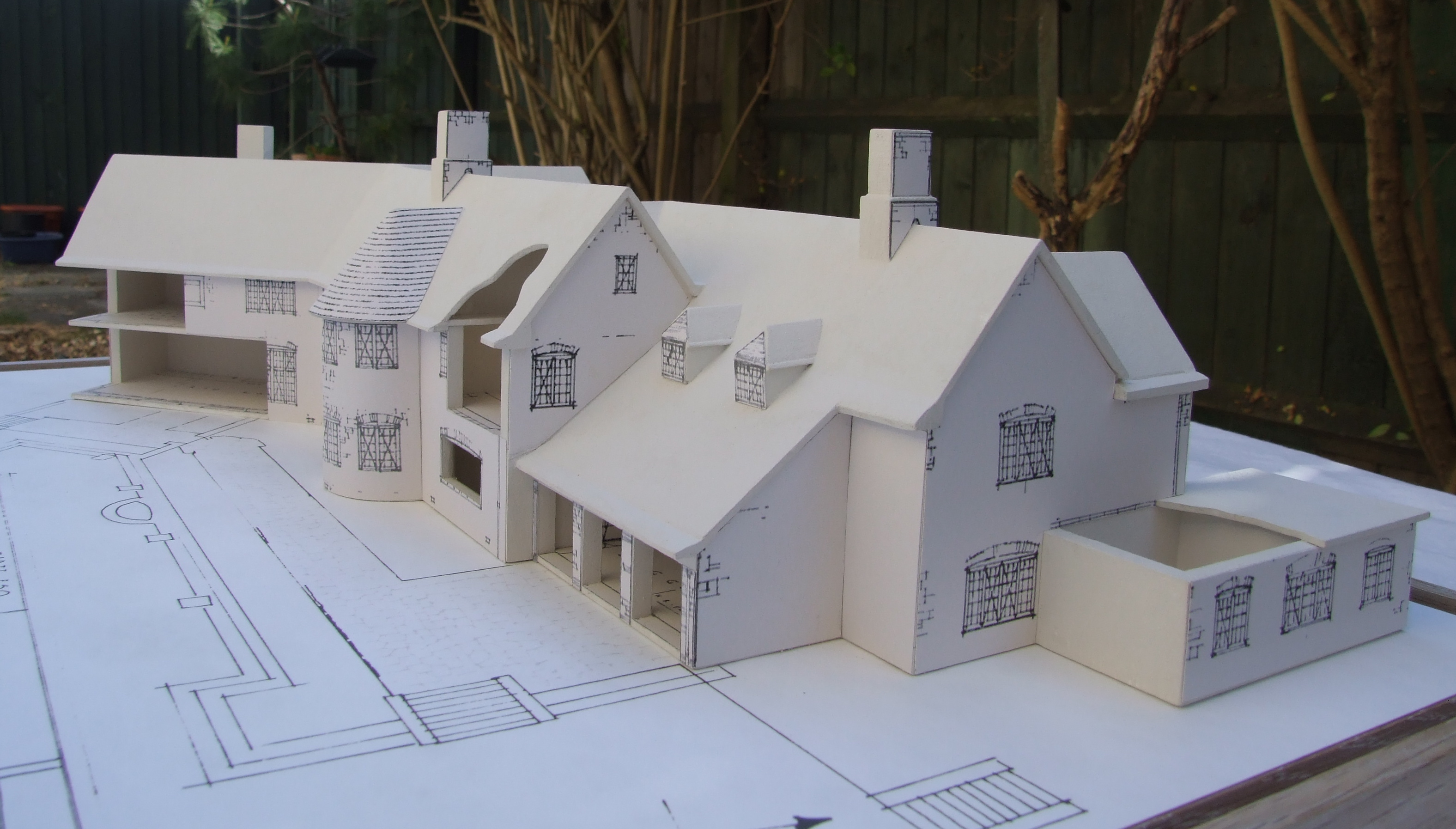 vincent creatives architectural scale models
